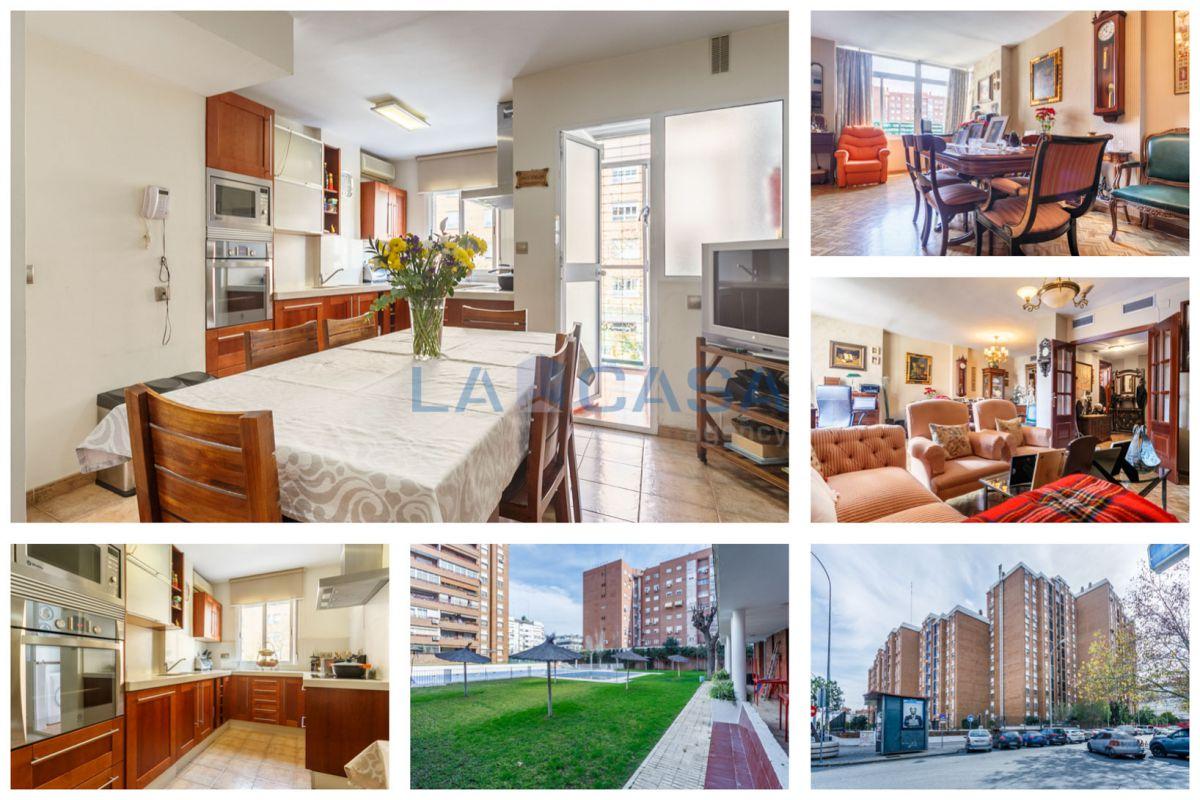 Viviendas y casas en venta con piscina en Sevilla Capital