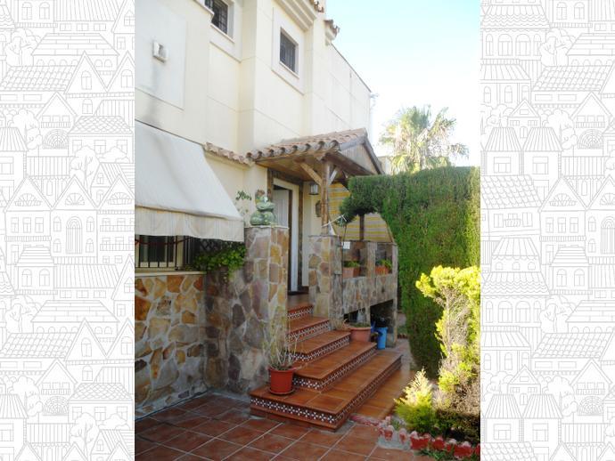 Foto 1 de Casa adosada en Málaga Capital - Churriana - Monsalvez / Churriana, Málaga Capital