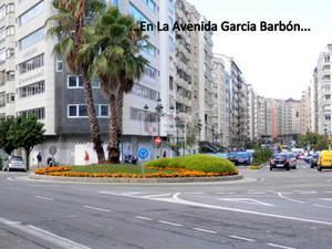 Piso en Venta en Garcia Barbón / Casco Urbano