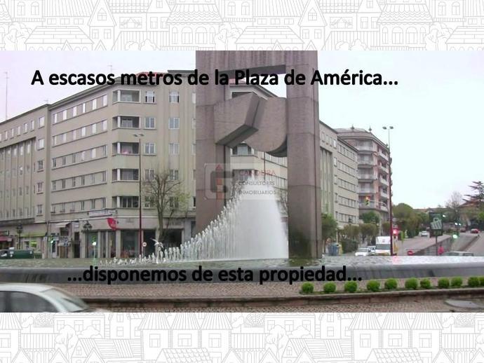 Foto 1 de Piso en Plaza De América / As Travesas - Balaídos, Vigo
