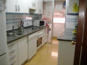 Alquiler Vivienda Piso sev. este. chollazo ¡¡¡¡impecable!!! con cocina nueva