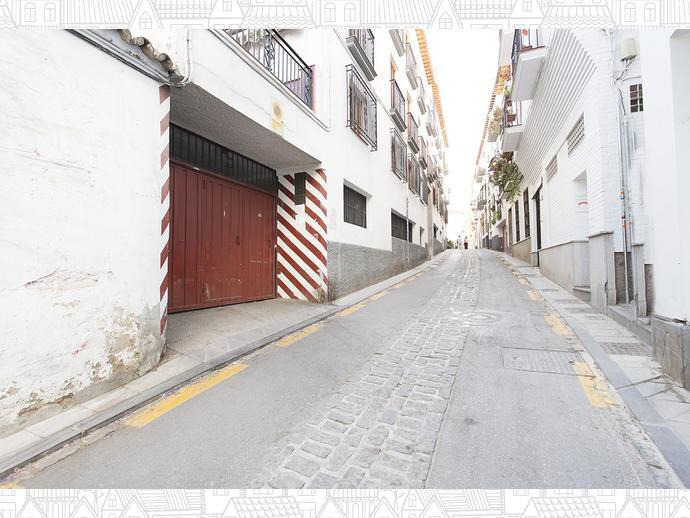 Foto 1 de Garaje en  Pavaneras / San Matías - Realejo,  Granada Capital