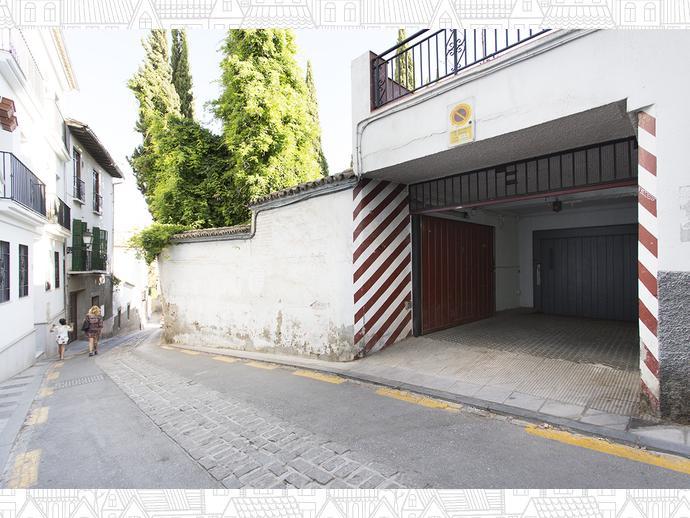 Foto 2 de Garaje en  Pavaneras / San Matías - Realejo,  Granada Capital