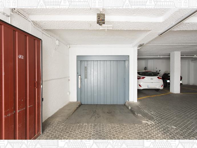 Foto 3 de Garaje en  Pavaneras / San Matías - Realejo,  Granada Capital