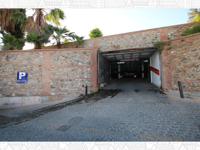 Foto 1 de Garaje en  Santa Isabel La Real / Albaicín,  Granada Capital