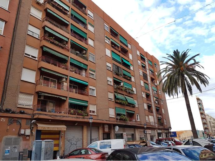 Photo 1 of Flat in Street Maestro Valls / Aiora,  Valencia Capital
