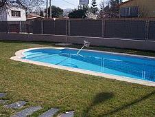 Alquiler Vivienda Casa-Chalet independiente: los negrales, casi-nuevo, piscina propia,garaje, 4d, cocina ofice, 3wc,