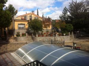 Chalet en Venta en El Escorial - Las Zorreras - Monte Encinar Independiente con Casita en Parcela. 7d. 3b. Garaje / Las Zorreras - Monte Encinar