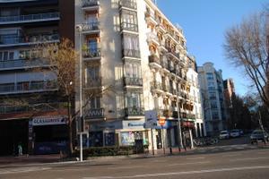 Wohnung en Miete en Manuel Silvela / Chamberí