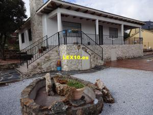 Casa-Chalet en Alquiler en Cotos de Monterrey / Venturada