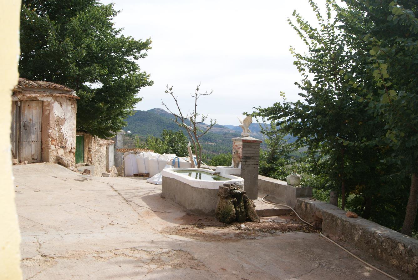 Rural property for sale in Paterna del Madera