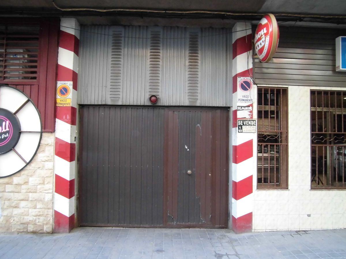 Plazas de garaje de alquiler en Ciudad Real Provincia