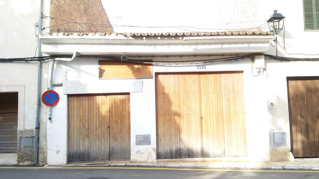 Local Comercial  Santa maria del camí - binissalem, zona de - consell. Local techo libre en consell
