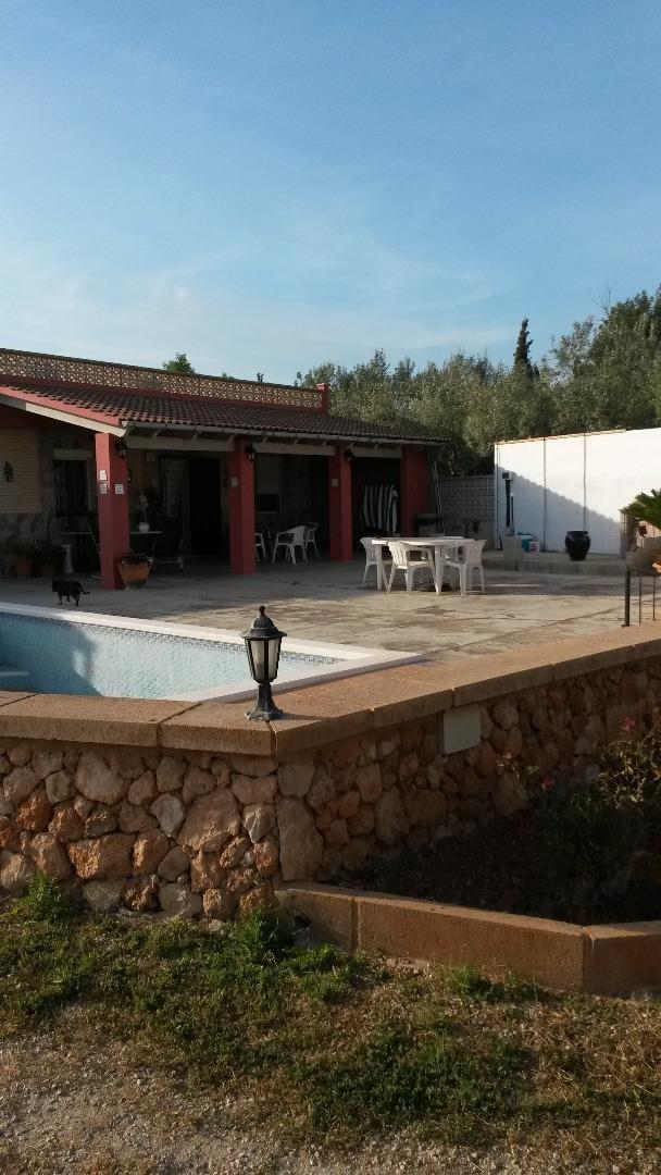 Casa  Marratxí. Chalet in der nähe von son daviu von marratxí entfernt. es hat e
