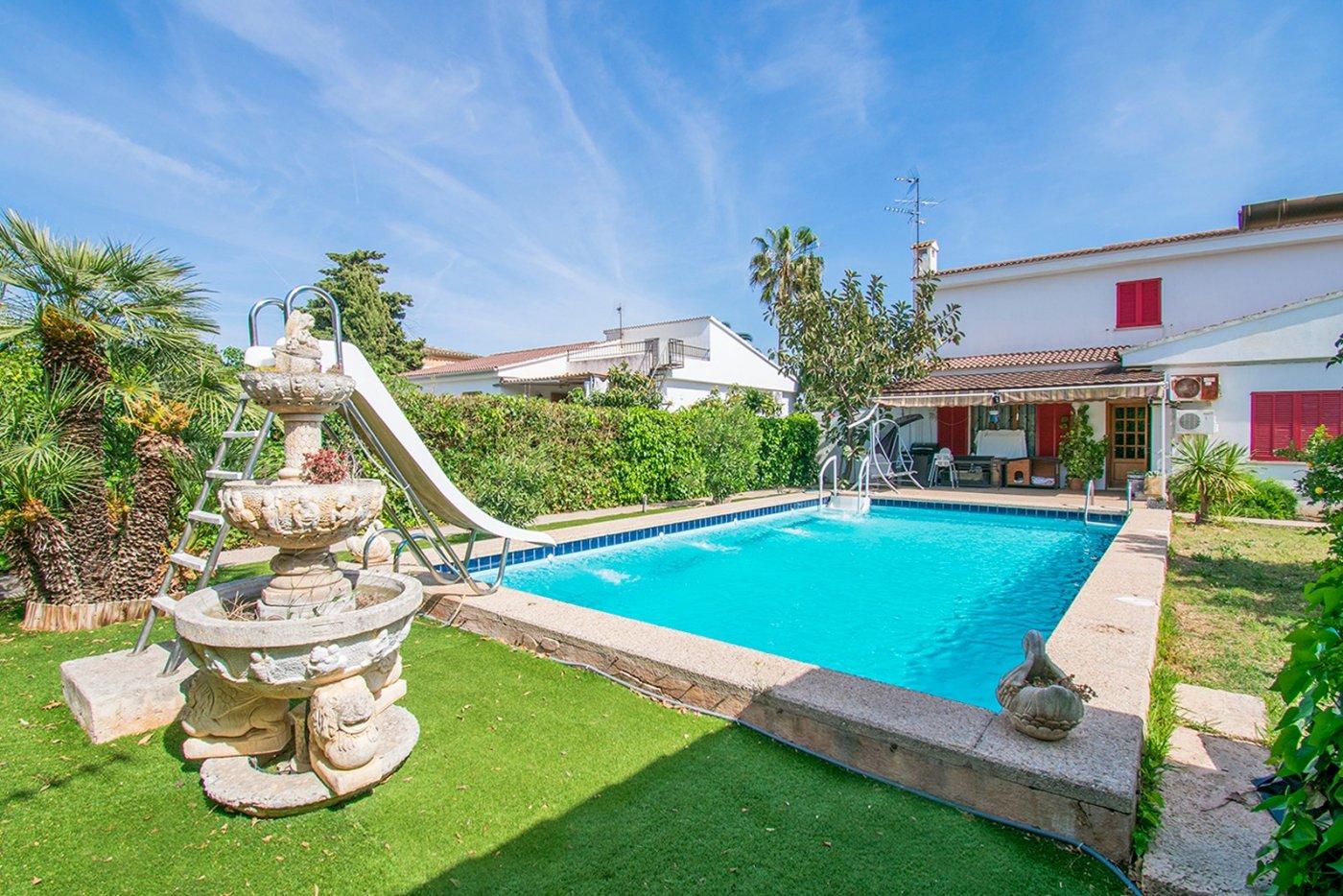 Casa  Marratxí ,pont d\'inca nou. Unifamiliar de 5 habitaciones con jardín y piscina propia en el