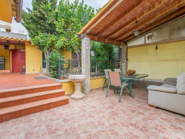Chalets en venta con terraza en Palma de Mallorca
