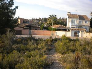 Terreno Residencial en Venta en Parcela de 633 M2 Urb. Molinet / Riba-roja de Túria
