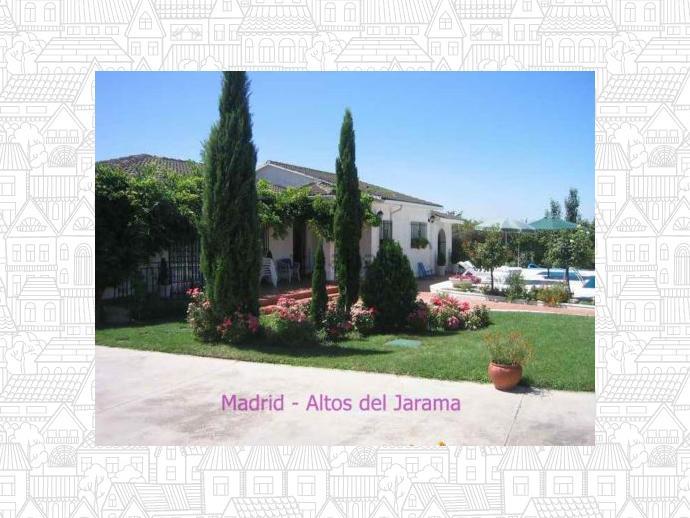 Foto 1 de Chalet en  Avenida Mesa Del Monte / Altos de Jarama, Paracuellos de Jarama