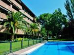 Vivienda Piso espectacular piso diseño piscina jardin en mirasierra