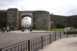 Piso en Venta en Lugo - Centro- Ronda Da Muralla / San Roque - As Fontiñas