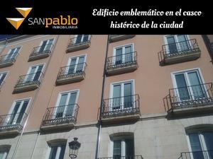 Edificios de alquiler en Burgos Capital