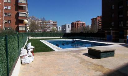 Pisos de alquiler en Parque de La Paz, Madrid