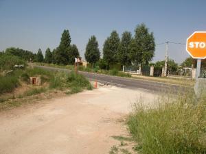Venta Terreno  carretera quemada