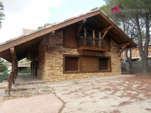 Chalet en Venta en Manzanares el Real, Zona de - Manzanares el Real / Manzanares El Real