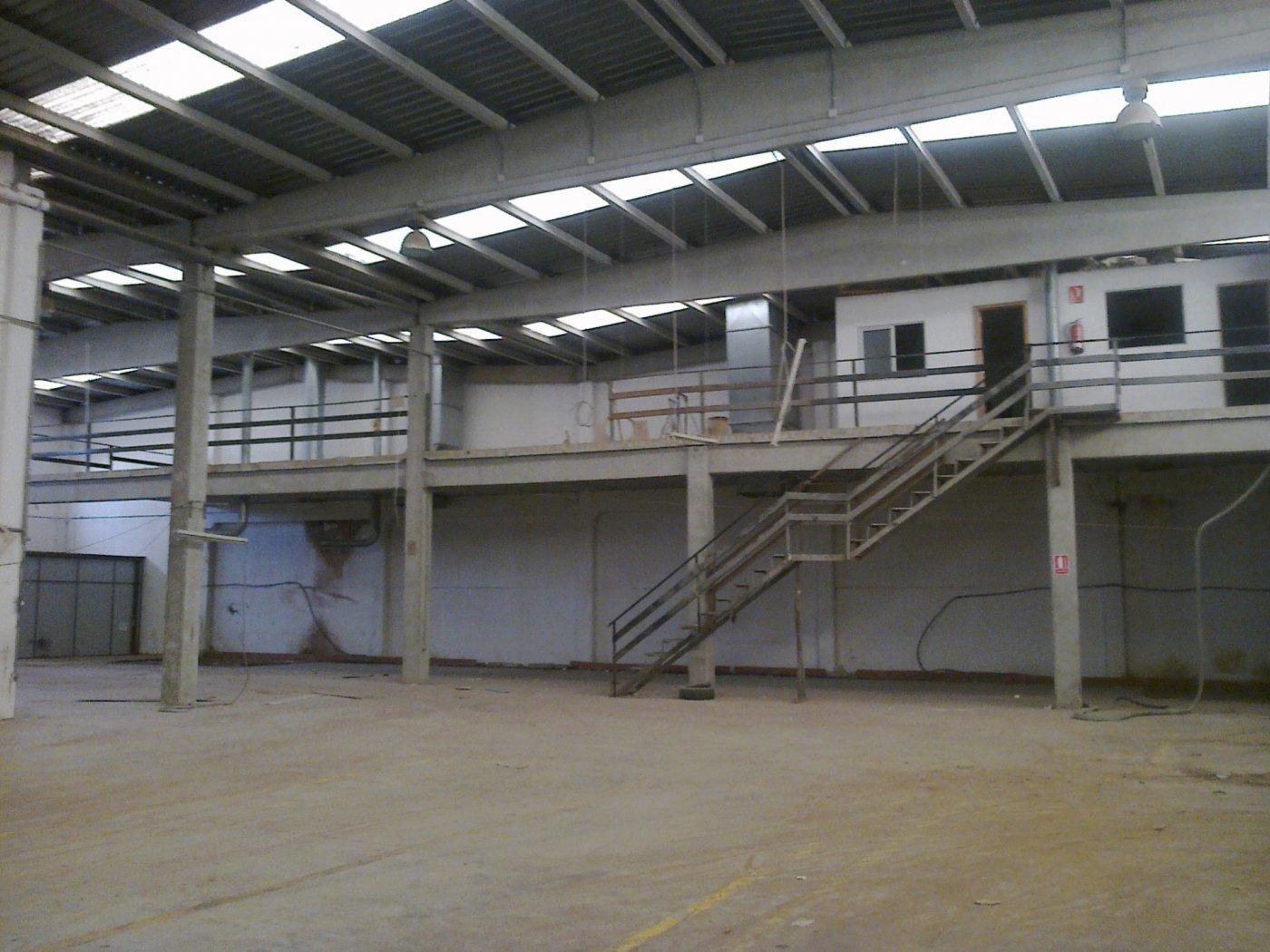 Location Bâtiment à usage industriel  Alaquas ,pol. ind. bovalar. Nave industrial en alquiler