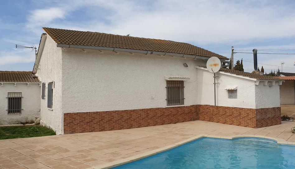 Foto 1 de Casa o chalet en venta en Alagón, Zaragoza