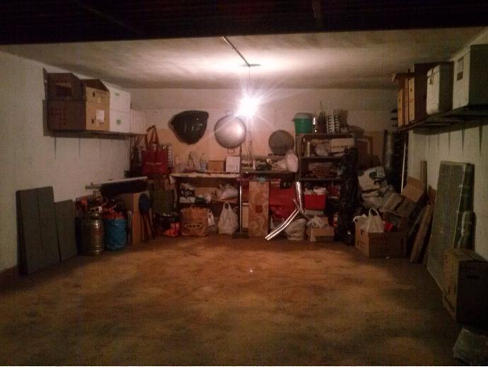 Foto 1 de Garaje en  Lusones, s/n / Centro, Cuenca Capital
