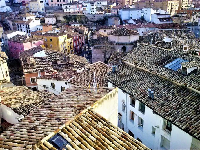 Foto 7 von Appartement in Strasse Canaleja / Casco Histórico, Cuenca Capital