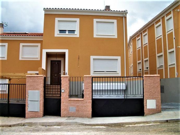 Foto 1 de Casa adosada en Calle Abengózar / Villar de Olalla