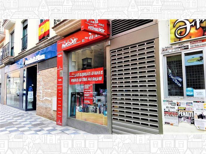 Foto 1 de Local comercial en  Calderón De La Barca / Centro, Cuenca Capital