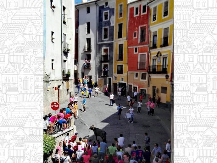 Foto 13 de Estudio en Calle Alfonso VIII / Casco Histórico, Cuenca Capital