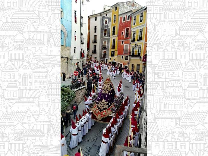 Foto 11 de Estudio en Calle Alfonso VIII / Casco Histórico, Cuenca Capital
