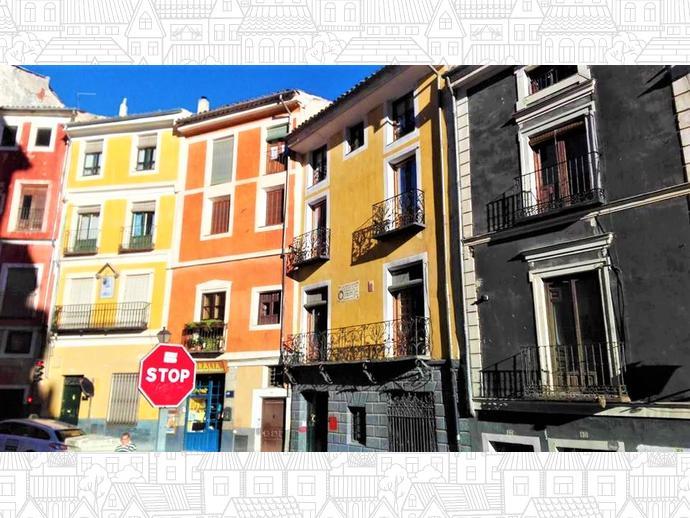 Foto 10 de Estudio en Calle Alfonso VIII / Casco Histórico, Cuenca Capital