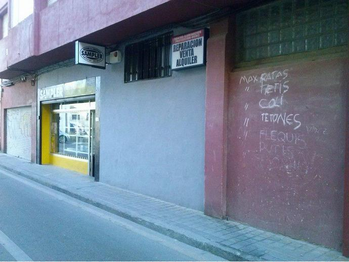 Foto 7 de Local comercial en Calle Escultor Martínez Bueno 8 / Centro, Cuenca Capital