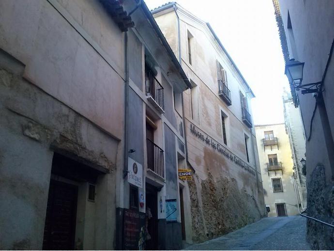 Foto 1 de Ático en  Fuero, 7 / Casco Histórico, Cuenca Capital
