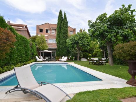 Casas de alquiler en Madrid Capital