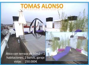 Ático en Venta en Tomas Alonso / Bouzas