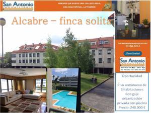 Piso en Venta en Alcabre Finca Solita / Alcabre - Navia - Comesaña