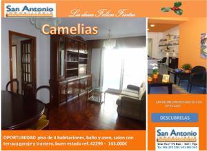 Piso en Venta en Camelias / Casco Urbano