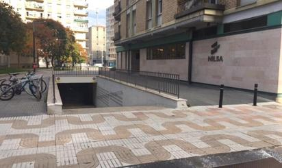 Plazas de garaje de alquiler en Pamplona / Iruña