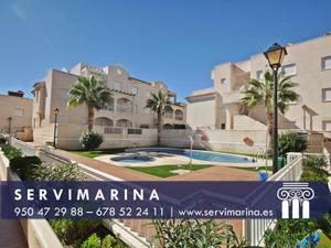 Venta Vivienda Apartamento marina de la torre, 3dormt-2baños a 120mtrs playa y al lado del golf
