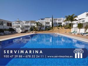 Apartamento en Venta en El Palmeral, 2dormt con Vistas al Mar en Urbz de Primera Línea / Urb. El Palmeral