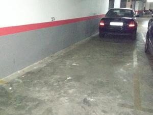 Garajes de alquiler en España