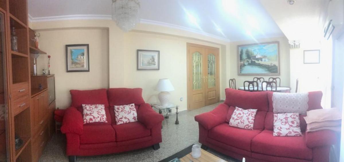Rent Flat  Alfafar ,zona convento. Piso en alquiler amueblado en zona de convento de alfafar.