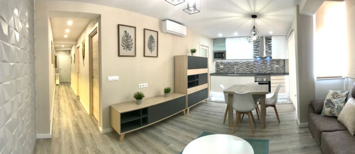 Rent Flat  Quart de poblet ,tribunal de las aguas. Moderno piso reformado con ascensor, situado en la zona de l´alc
