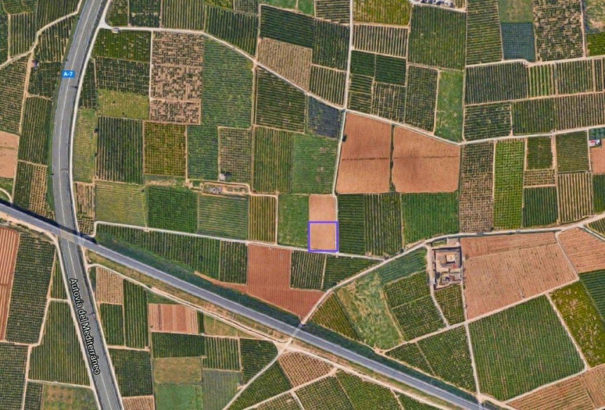 Solar urbano  Quart de poblet ,capellans. Terreno rústico en capellans - barranco moreno (quart de poblet)